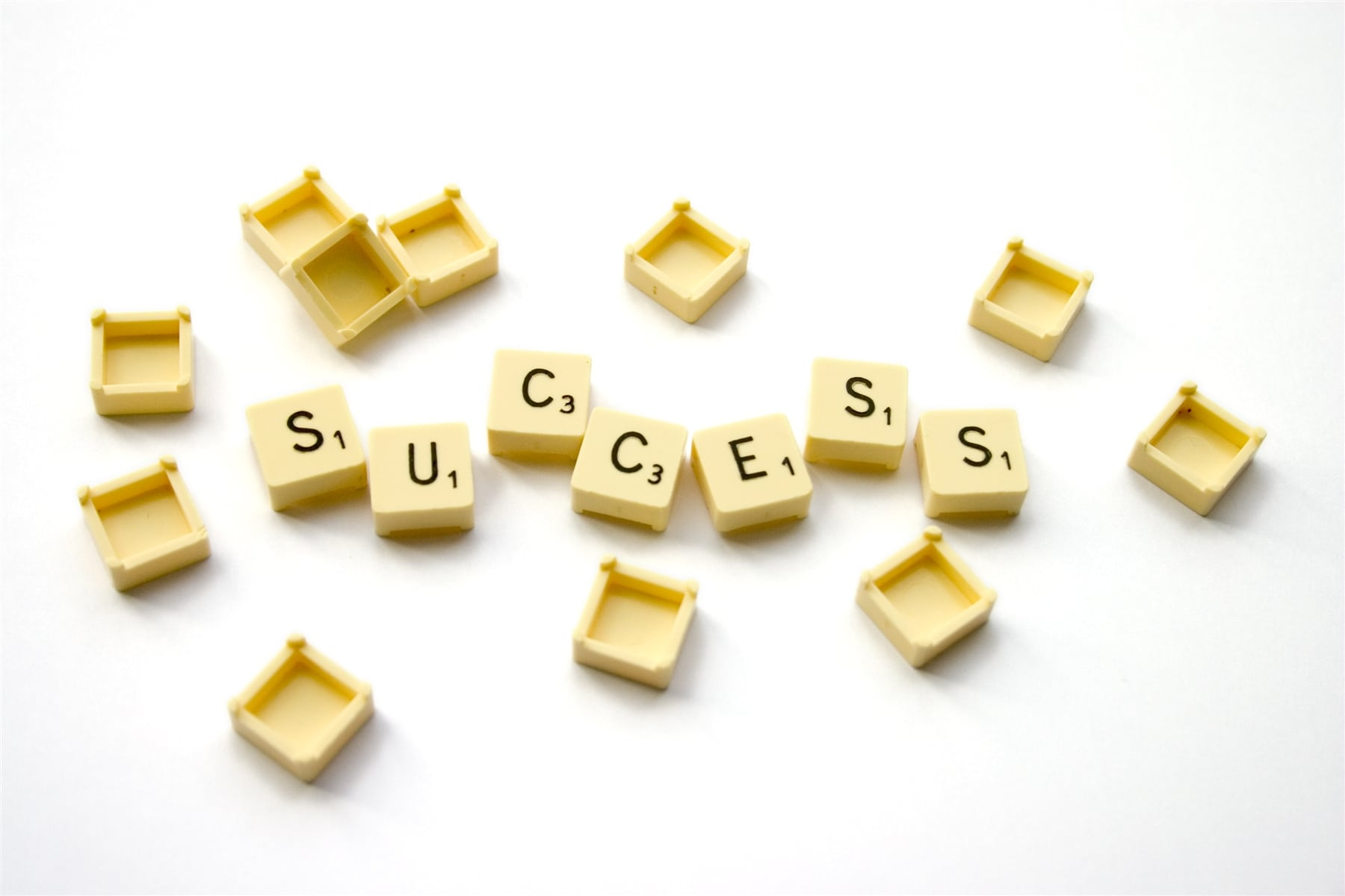 Success feels great