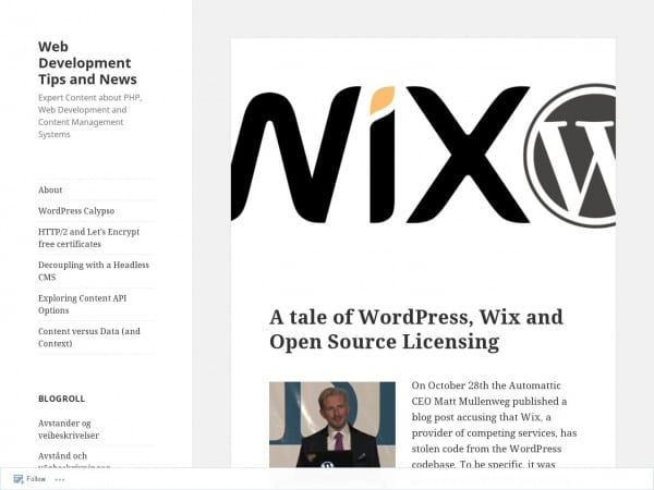 https://janit.wordpress.com/2016/10/30/a-tale-of-wordpress-wix-and-licensing/