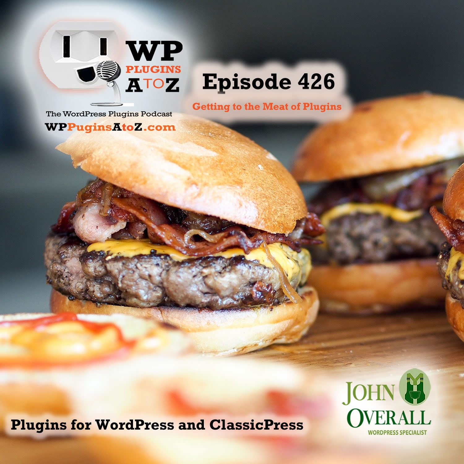 It's Episode 426 and I've got plugins for Logging in as a User, User Directories, Anti-Spam and ClassicPress Options. It's all coming up on WordPress Plugins A-Z!