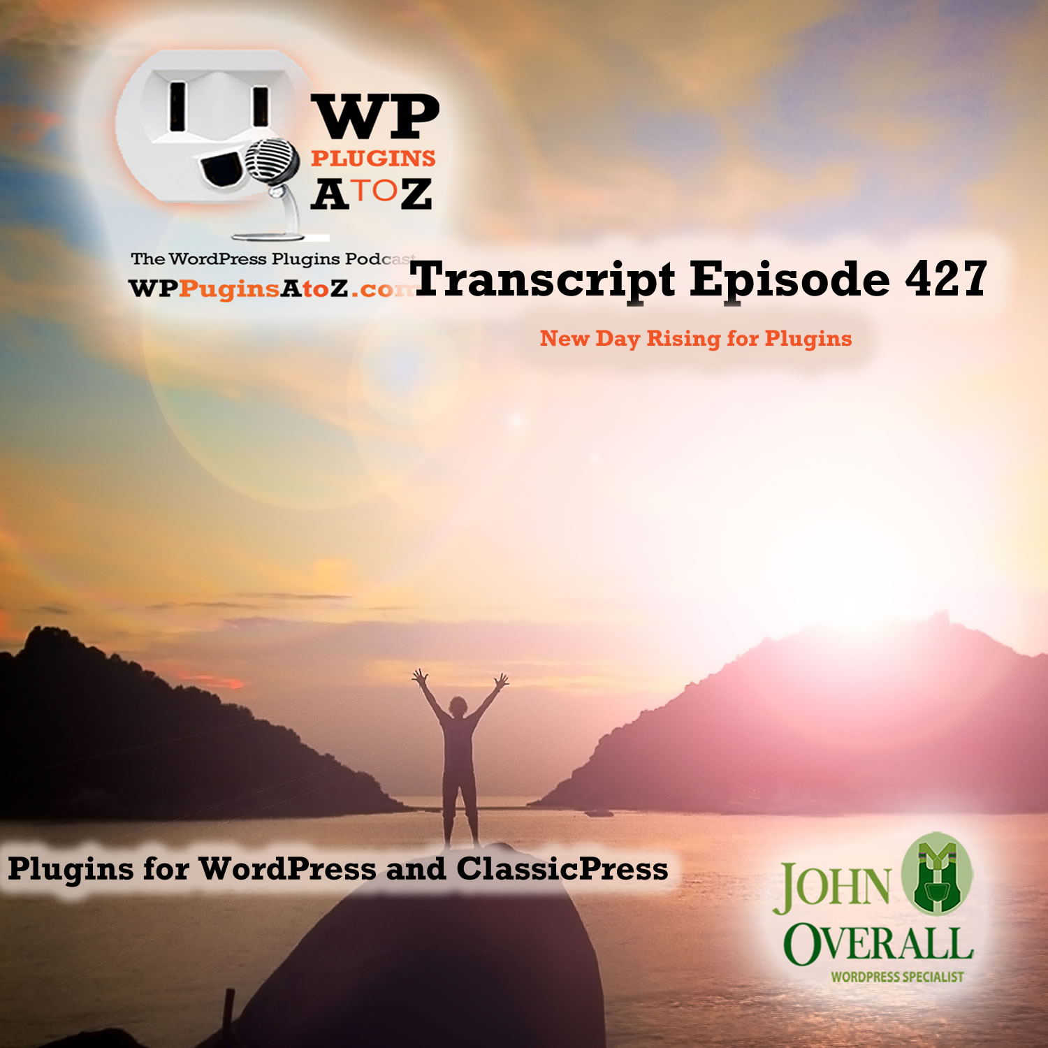 It's Episode 427 and I've got plugins for Live Chat Support, Check Abandoned Plugins, Code Development and ClassicPress Options, all coming up on WordPress Plugins A-Z!