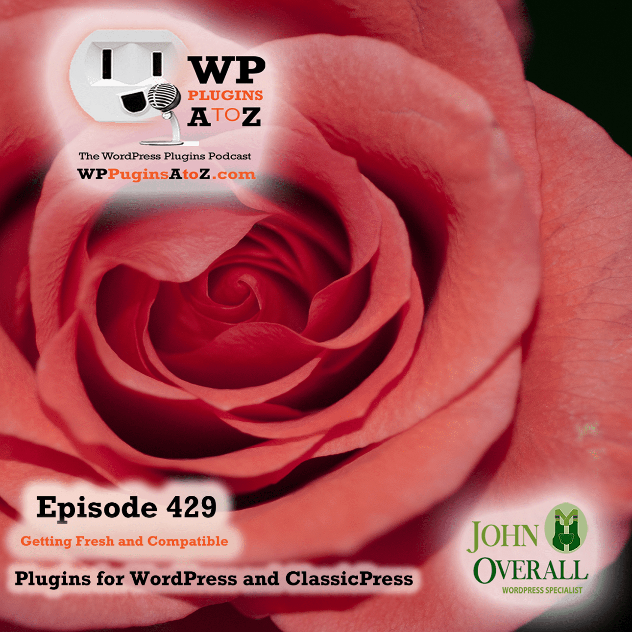 It's Episode 429 and I've got plugins for Form Caching, Plugin Compatibility, Elementor Addon and ClassicPress Options. It's all coming up on WordPress Plugins A-Z!